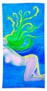 Underwater Fantasy Beach Towel