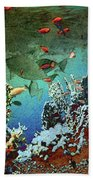 Unicorn Fish Beach Towel