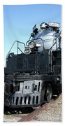 Union Pacific Big Boy I Beach Towel