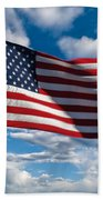 United States Of America Beach Towel by Steve Gadomski