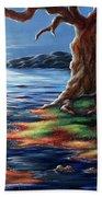United Trees Beach Towel