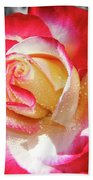 Unity Rose Beach Towel