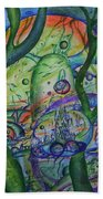 Universal Forest. Beach Towel