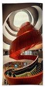 University Of Sydney Business School Interior IIi Beach Towel