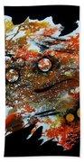 Untitled-85 Beach Towel