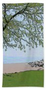 Try And Catch The Wind Beach Towel