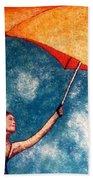 Up And Away Beach Towel
