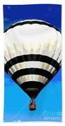 Up, Up And Away... Beach Towel