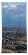 Up, Up And Away Beach Towel