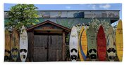Upcountry Boards Beach Towel