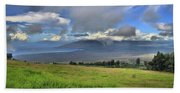 Upcountry Maui Beach Towel