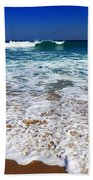 Upon Entry Beach Towel