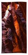 Upper Antelope Canyon, Arizona Beach Towel