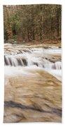 Upper Campbell Falls Beach Towel