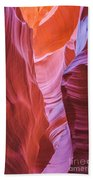 Upper Canyon 31 Beach Towel