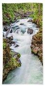 Upper Rogue River Beach Towel