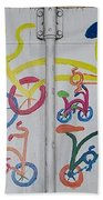 Urban Container Art I I Beach Towel