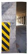 Urban Signs 2 Beach Towel