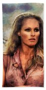 Ursula Andress Beach Towel