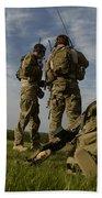 U.s. Air Force Combat Controllers Beach Towel