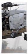 U.s. Special Forces Conduct Assault Beach Sheet