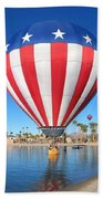 Usa Balloon Beach Towel
