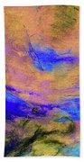 Usa California Eaton Canyon Beach Towel