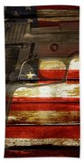 Usa Handgun Beach Towel