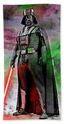 Vader Abstract Beach Towel