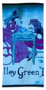 Valley Green Inn Beach Towel
