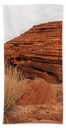 Valley Of Fire State Park Beehives Beach Towel