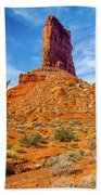 Valley Of The Gods Beach Towel