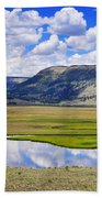Valley Of The Serpent Beach Towel