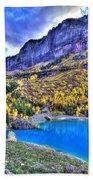 Valley Peak And Falls Beach Sheet