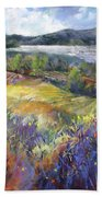 Valley View Beach Towel