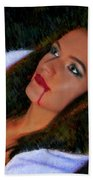 Vampiress Beach Sheet