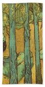 Van Gogh: Alyscamps, 1888 Beach Sheet