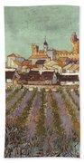 Van Gogh: Saintes-maries Beach Sheet