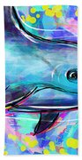 Vaquita Beach Towel