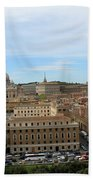 Vatican In Spring Beach Towel