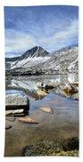 Vee Lake - Sierra Beach Towel
