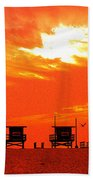 Venice Beach Beach Towel
