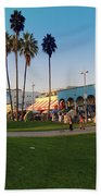 Venice Beach Beach Towel