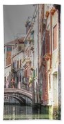 Venice Channelss Beach Towel