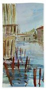 Venice Impression IIi Beach Towel