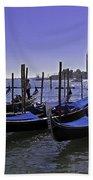 Venice Is A Magical Place Beach Towel