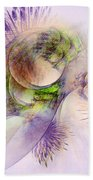 Venusian Microcosm Beach Towel