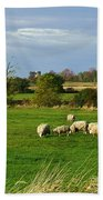 Vermont Country Life Beach Towel