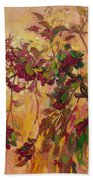 Viburnum Beach Towel