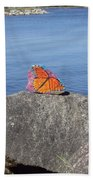 Viceroy Red List Endangered Series Beach Towel
